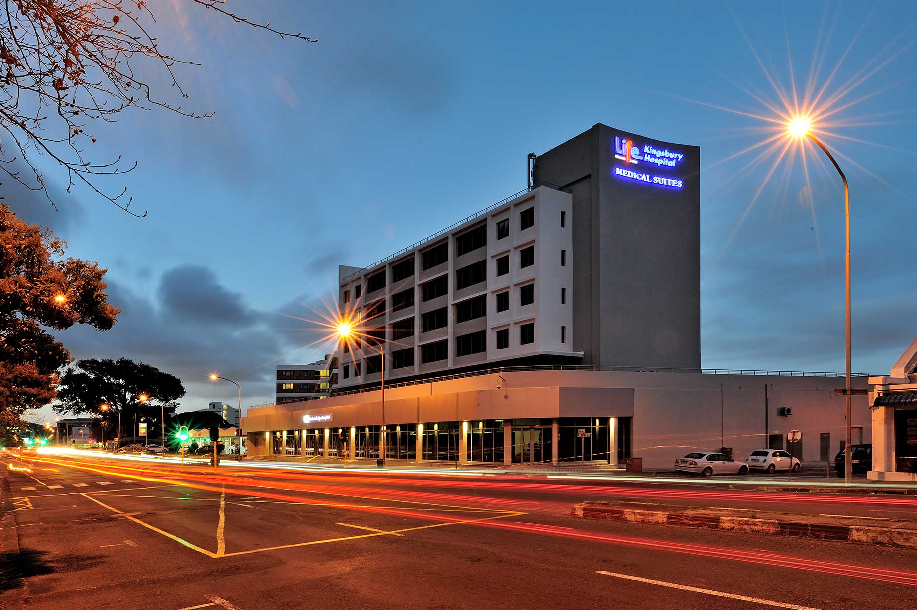 Kingsbury Suites & Hospital